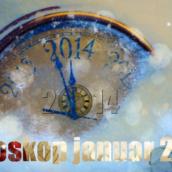 Horoskop for januar 2014